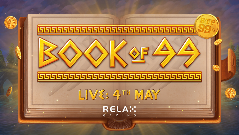 Discover Huge Returns Of 99% From The New Book of 99 Online Slot By Relax Gaming