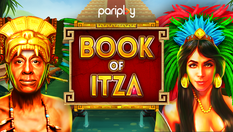 Book of Itza Released by Pariplay