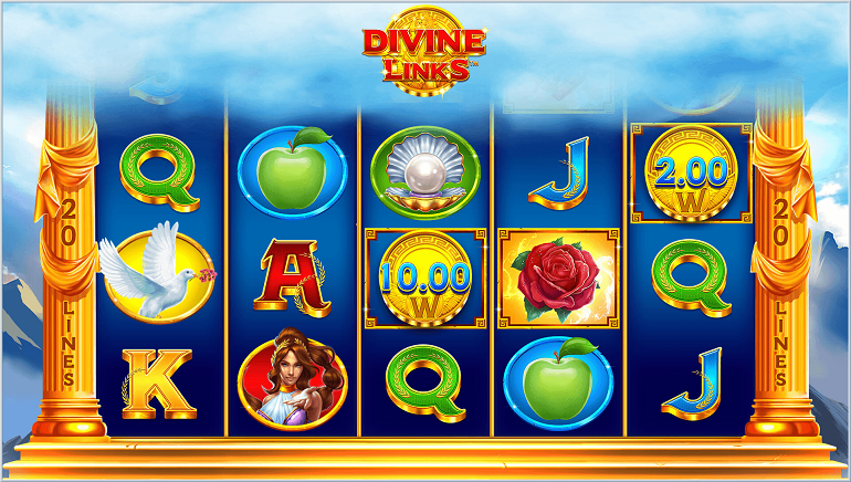 Lucksome Gaming Studio Releases its Maiden Game, Divine Links!