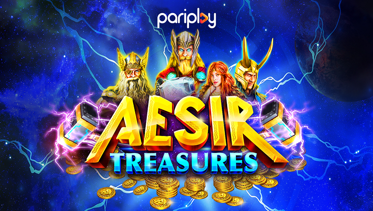 Join The Norse Gods On A Quest For Free Spins & Multipliers In The New Aesir Treasures Slot From Pariplay