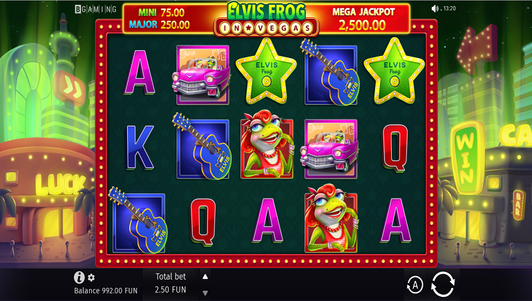 BGaming Finds Innovative Way to Customize Slots Games for Players