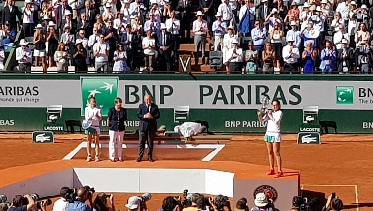 The Best Tennis Players Compete on Friday at the Roland Garros