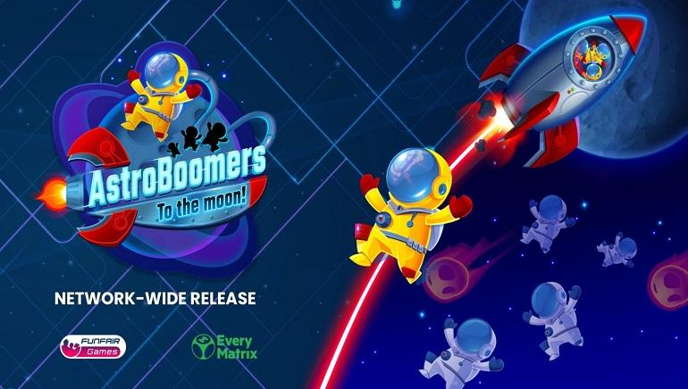 AstroBoomers: To the Moon is New from FunFair Games