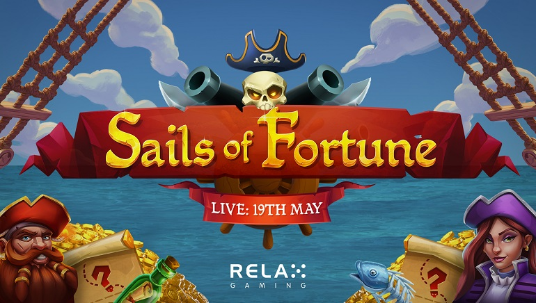 Relax Gaming Releases Sails Of Fortune Slot